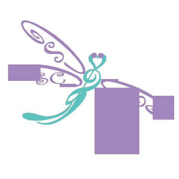 Community Spiritual Center dragonfly logo